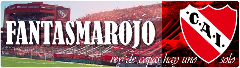 Fantasma Rojo, futbol, goles, videos,