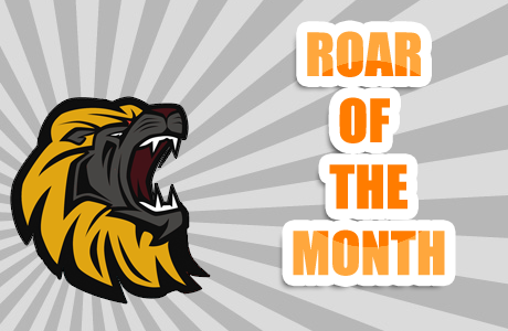 Roar_Of_The_Month