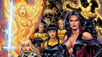 """Top 15 dị nhân có khả năng """"trường sinh bất lão"""" trong vũ trụ Marvel (P.2)"""