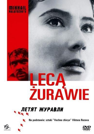 Lecą żurawie / Letyat zhuravli (1957) PL.AC3.DVDRip.XviD-GR4PE | Lektor PL