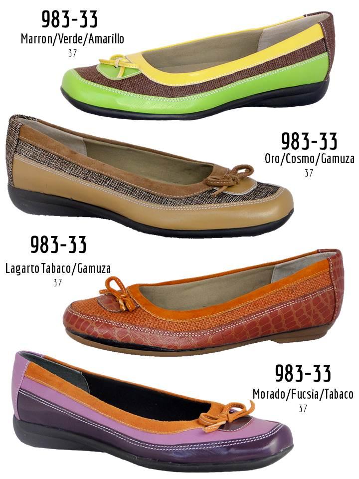 Oferta Zapatos Punta Cuadrada Slide 3