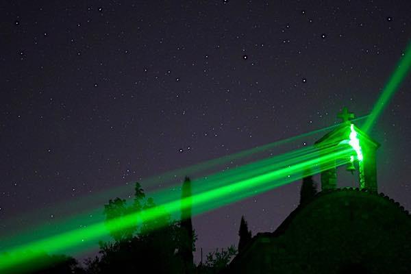 Βραδιά αστροπαρατήρησης στο βελανιδόδασος Ξηρομέρου