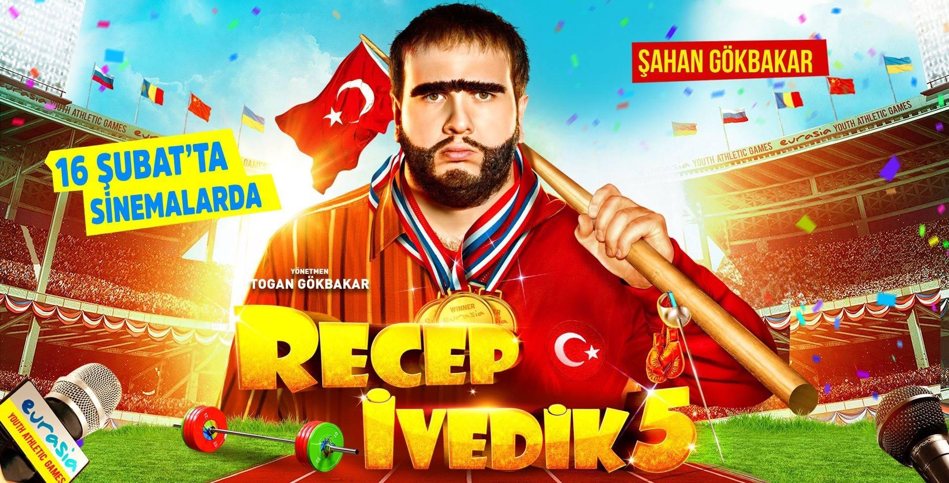 Recep Ivedik 5 (2017)