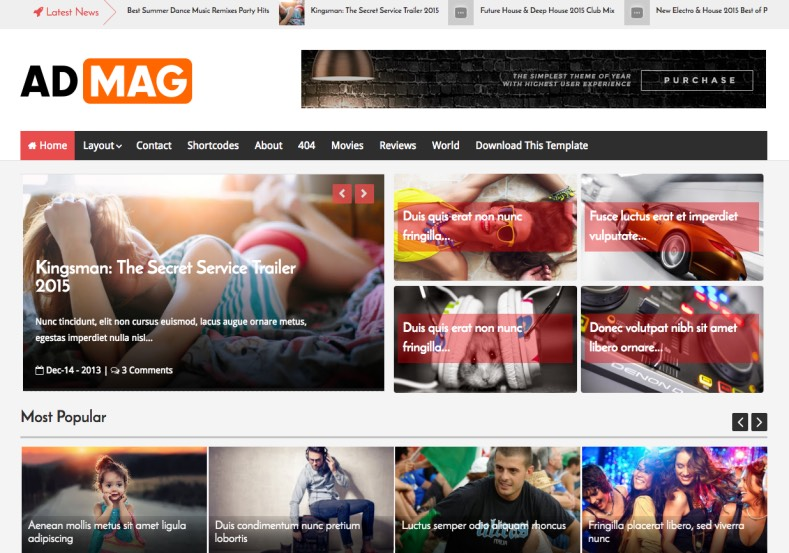Ad_Mag_Blogger_Template