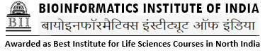 Bioinformatics Institute of India Logo