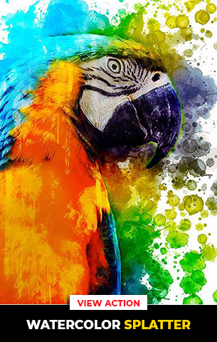 Mix Painting Photoshop Action - 20