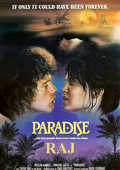 Raj / Paradise (1982) PL.AC3.DVDRip.XviD-GR4PE | Lektor PL