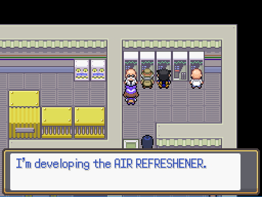 Completed Pokemon Aster Violet The Pokecommunity Forums
