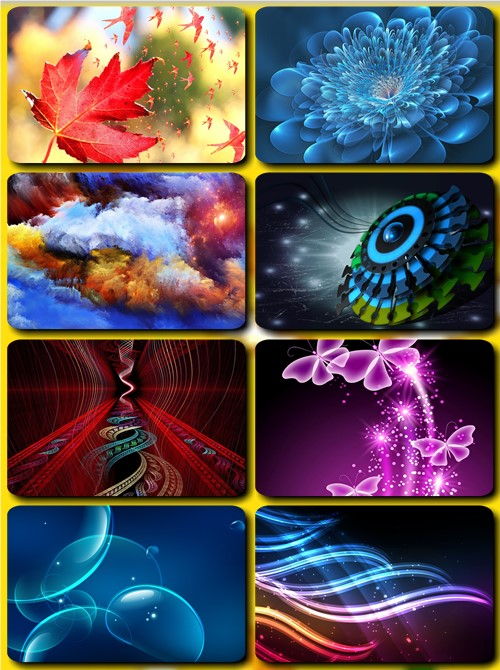 Wallpaper pack - Abstraction 27