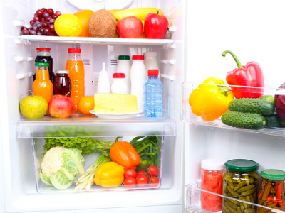 Fruits and vegetables should not be stored in the refrigerator