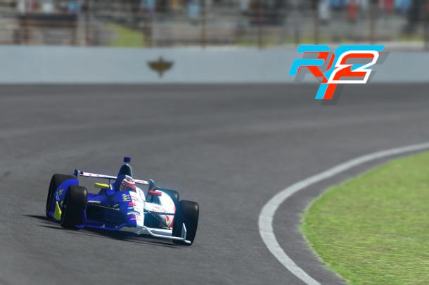 VRC Indycar 2018 - Round 6 - Indy 500