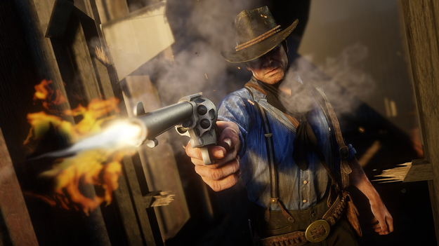 Стало известно о PC-версии Red Dead Redemption 2