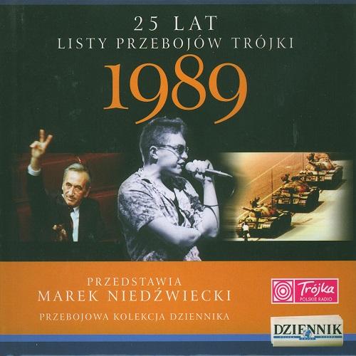 VA - 25 lat Listy Przebojów Trójki 1989 (2006) [FLAC]