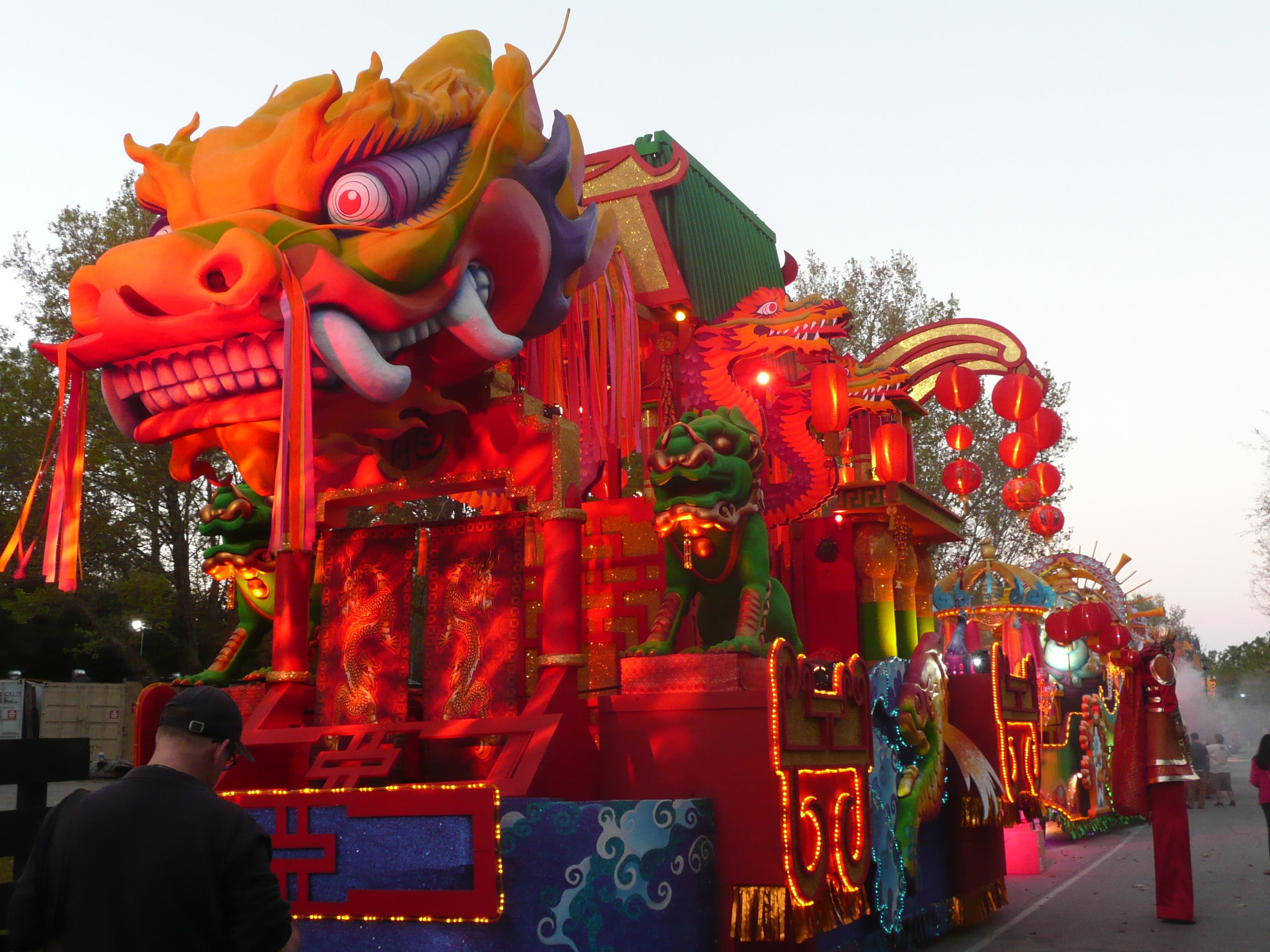 Mardi Gras Festival 4