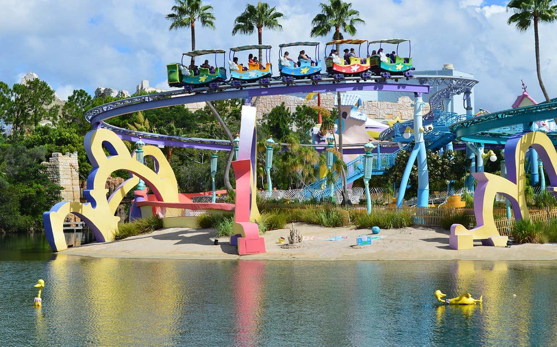 Seuss Landing at Universal's Islands of Adventure