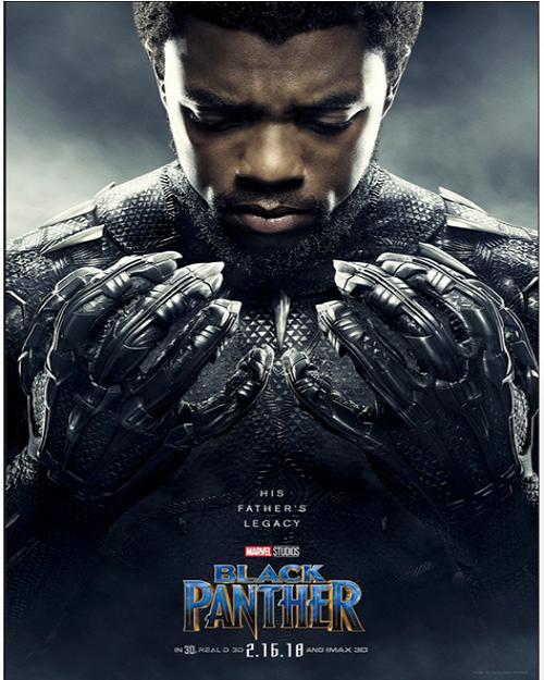 Black Panther 2018 Hindi Dual Audio BluRay 480p 720p 1080p thumbnail