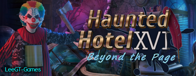 Haunted Hotel 17: Beyond the Page [Beta Version]