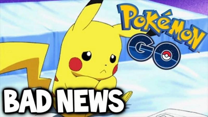 Tin buồn cho ai còn chơi Pokemon GO trên iOS