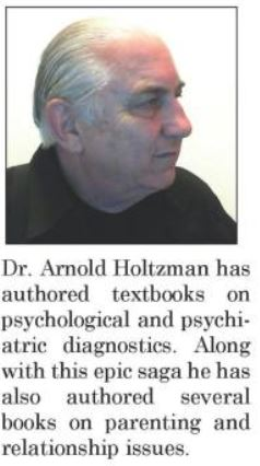 Arnold Holtzman Author Interview