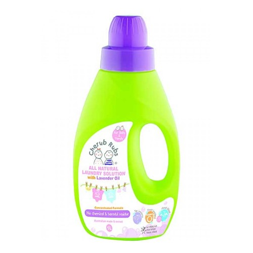 Cherubrubs Laundry Solution Lavender 1000ml
