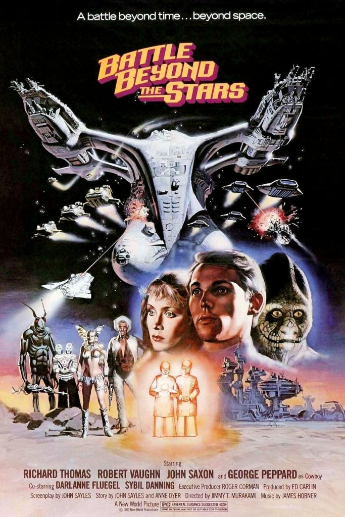 Battle Beyond the Stars (1980) BluRay 720p 900MB