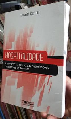 Turismo e Hotelaria, hospitalidade gestão