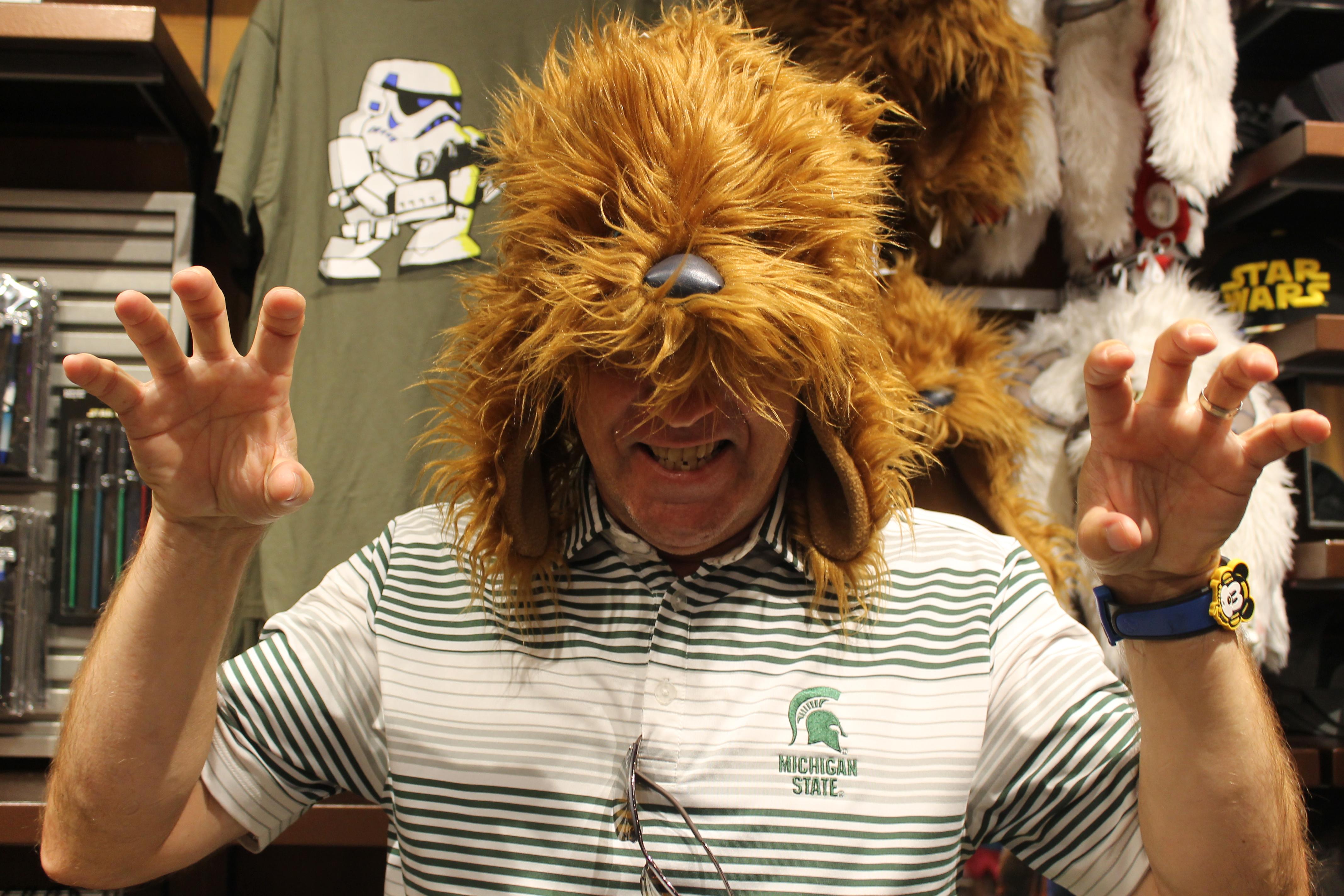 Chewbacca Mark