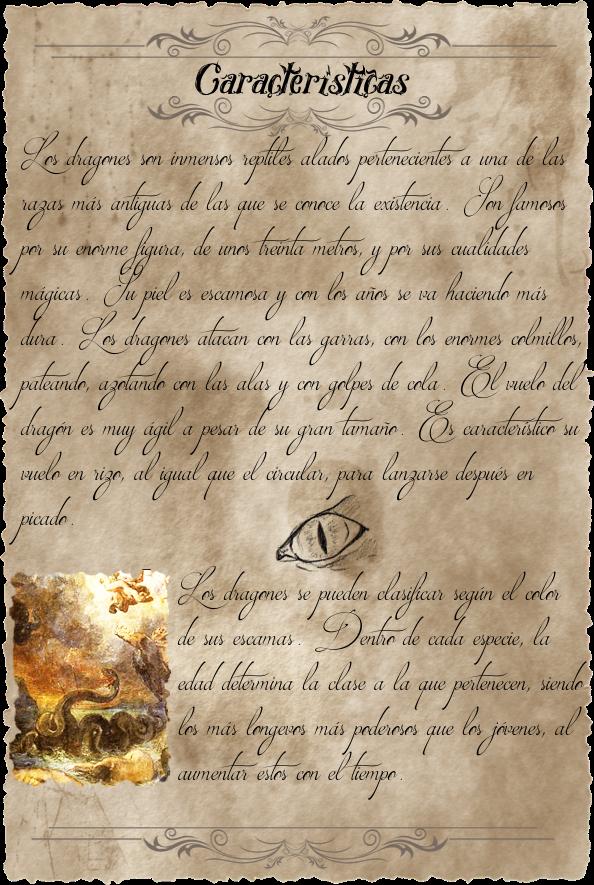 Dragonario Pagina_2_Caracteristicas