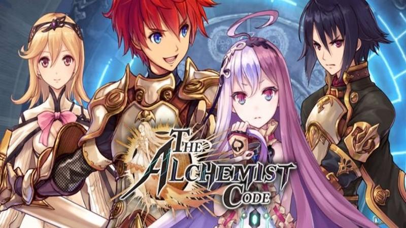 Đăng ký ngay The Alchemist Code - Siêu phẩm chiến thuật nhập vai của Nhật trên Mobile