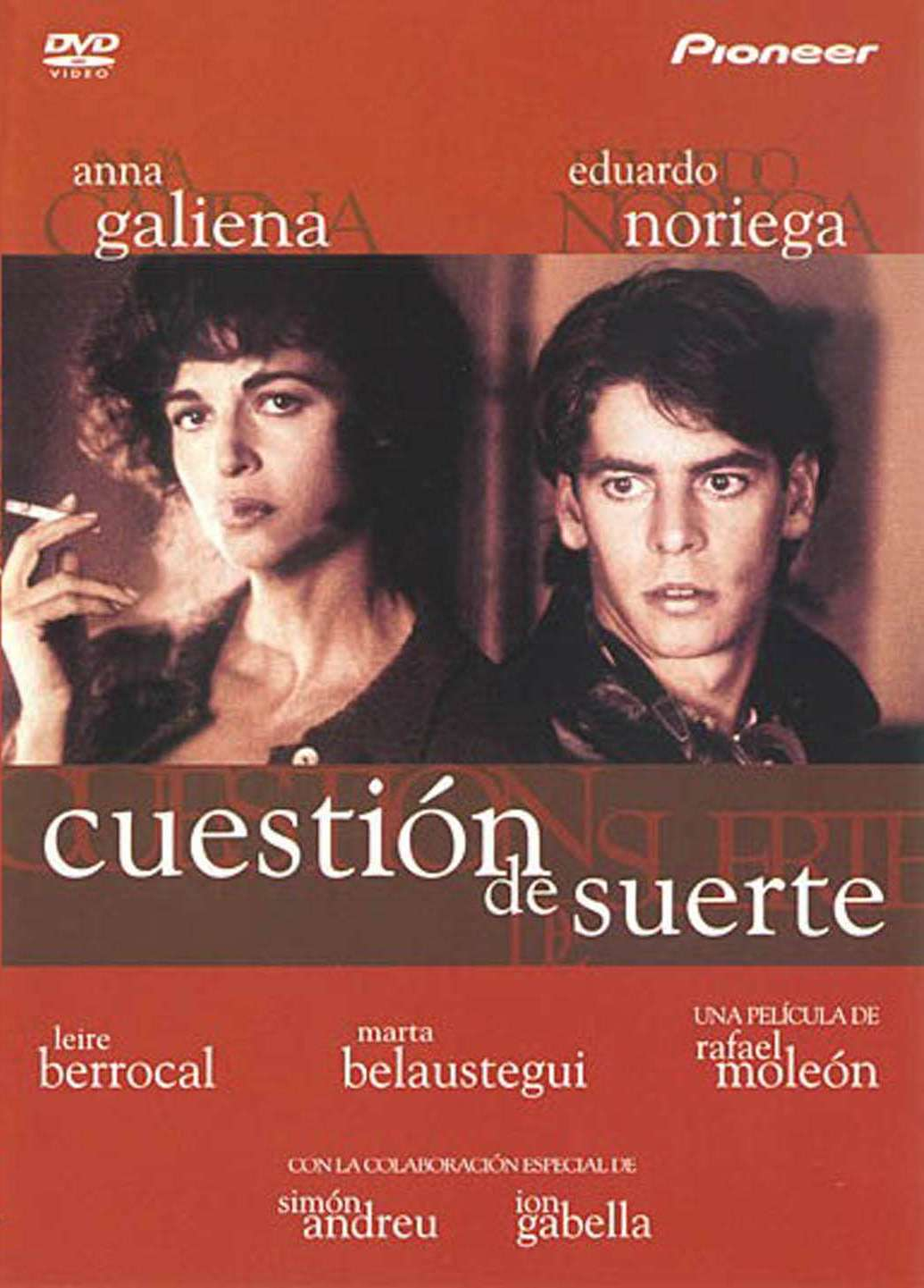 Question of Luck (1996) DVDRip XviD 700MB