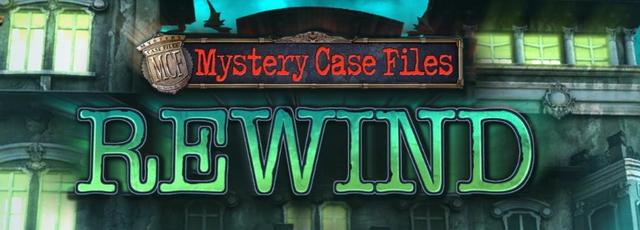 mystery case files rewind help