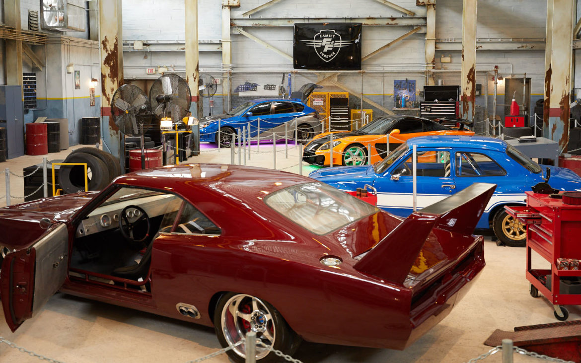 Fast & Furious Supercharged Universal Orlando
