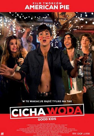 Cicha woda / Good Kids (2016) PL.BRRip.XviD-GR4PE   Lektor PL
