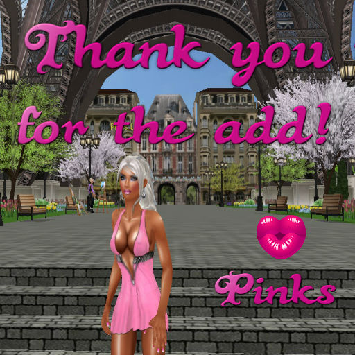 PINKSr THANK YOUf4 ADD512