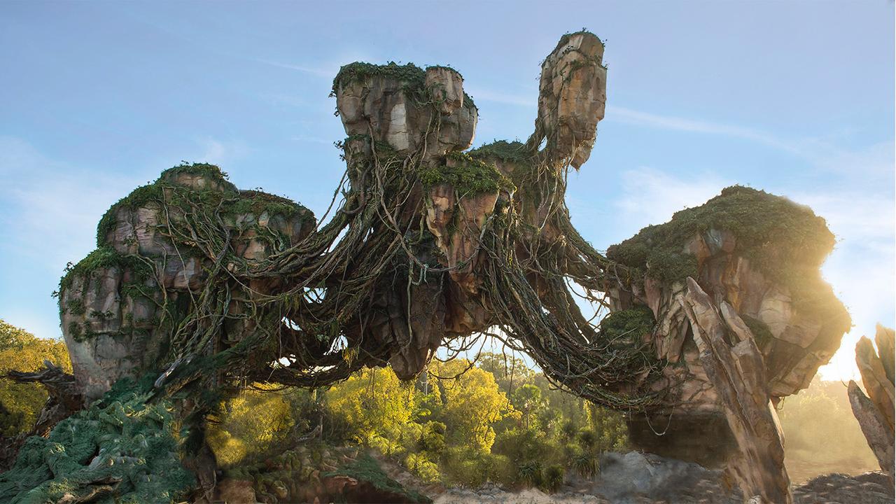 Pandora- The World of Avatar at Walt Disney World