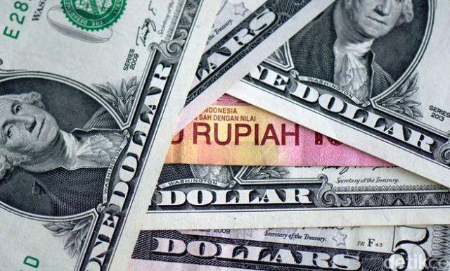 Dolar-AS-Rupiah