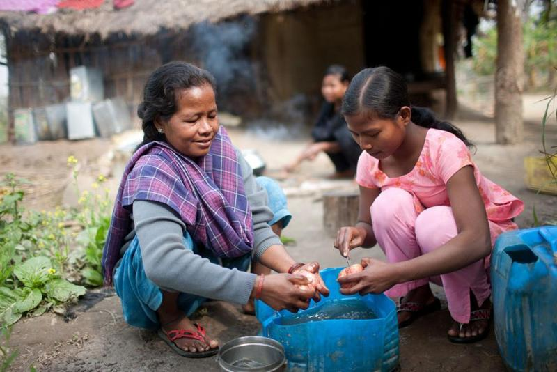 1 Особенности непальской национальной культуры