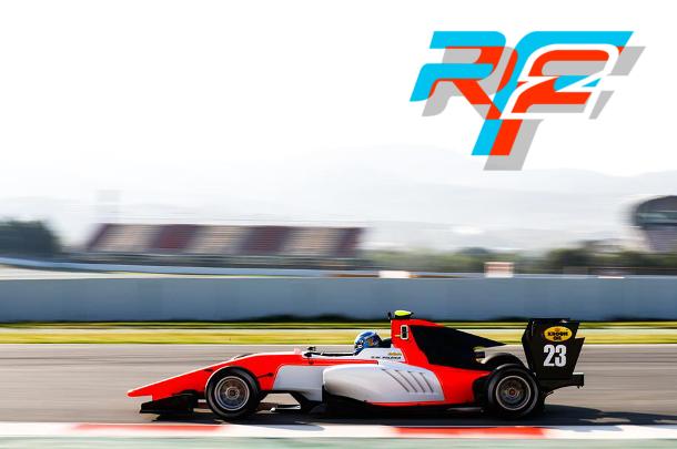 VRC GP3 2018 - Round 2 - Barcelona
