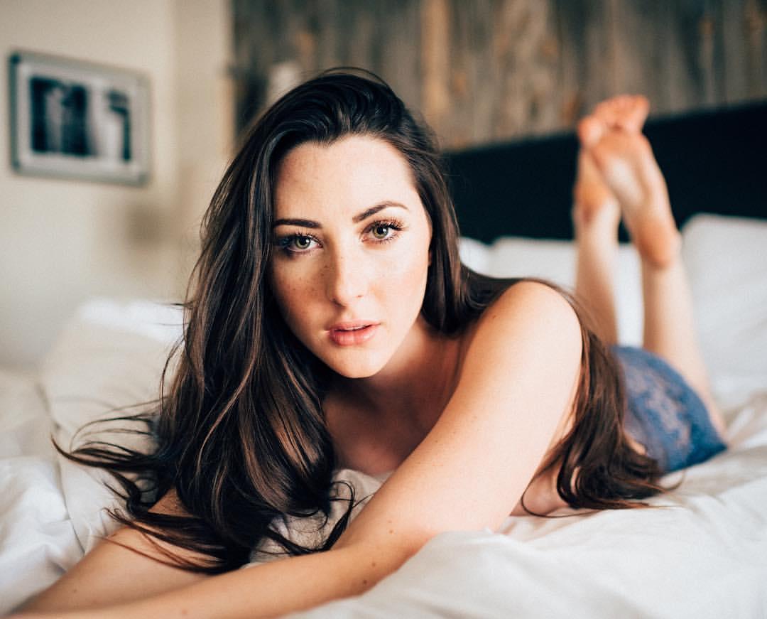 Jessica Trollinger, una flaquita preciosa