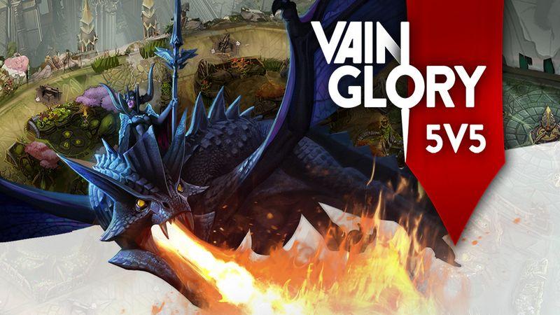 Chế độ 5vs5 sắp chính thức được Vainglory cho ra mắt