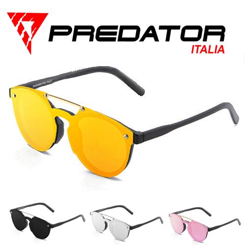 Occhiali Da Sole Sunglasses Donna Uomo Unisex Sportivi Lenti A Specchio Multicolore Montatura Nero Verde M1tMWW5l