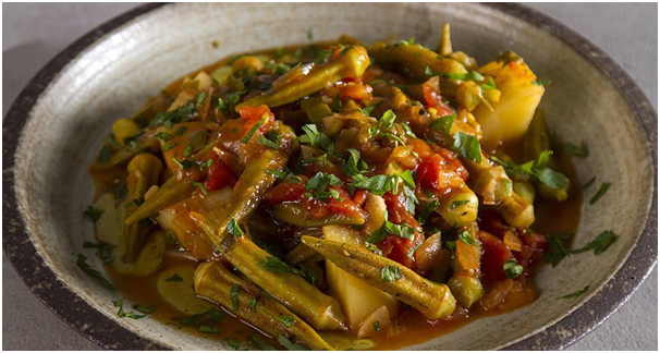 Traditional_Dishes_Of_Aftar_In_Muslim_Countries_Okra_Stew_Sudan