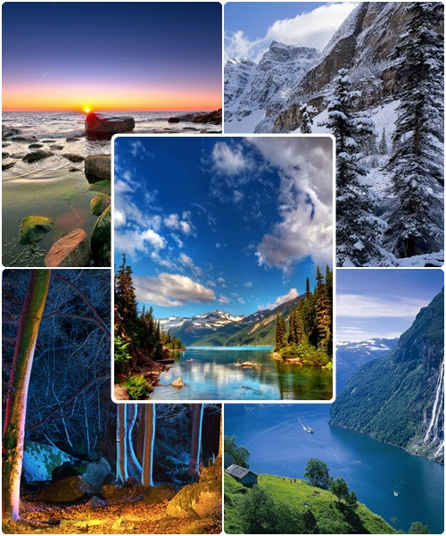 Most Wanted Nature Widescreen Wallpapers # 579 » EXSite.pl