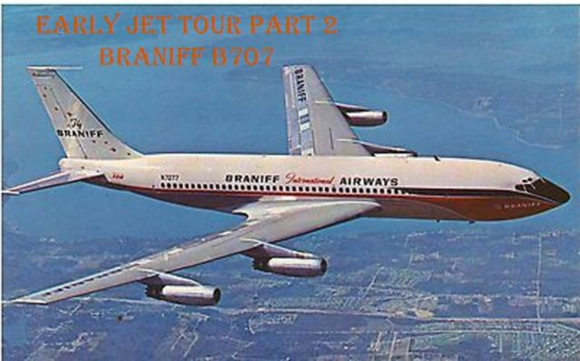 Early Jet Tour Part 2