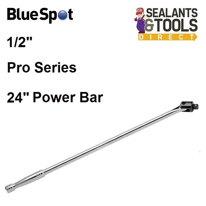 Blue Spot Power Breaker Bar 24 inch 02002 1/2 inch