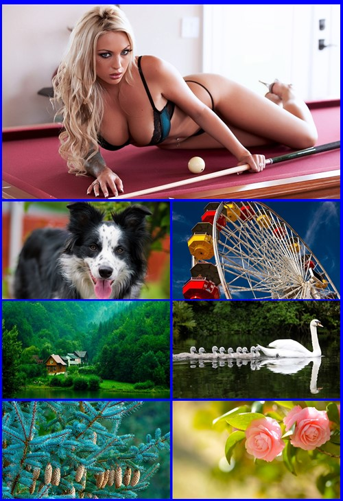 Beautiful Mixed Wallpapers Pack 798