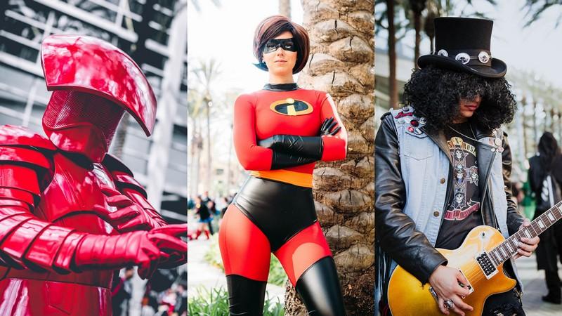 anime, comic, cosplay, cosplay đẹp, cosplayer, game, manga, phim, wondercon, wondercon 2018