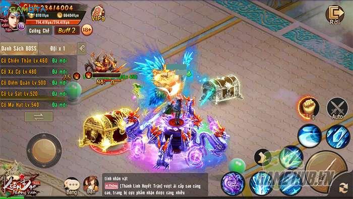 Kiếm Đạo Phong Vân chơi trội với hàng nghìn giftcode nhân dịp Big Update - ảnh 8