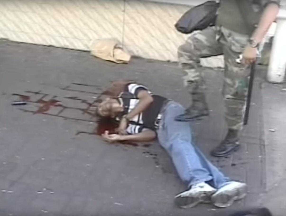¿Chavez (Tiburón 1) ordeno a su gente matar el 11 de Abril del 2002 ?  Muerto1