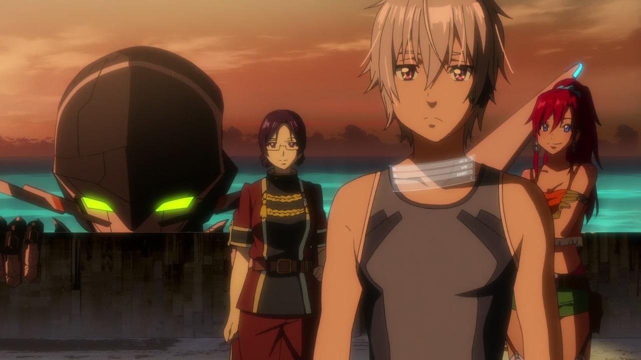 Suisei no Gargantia – Episode 14-15